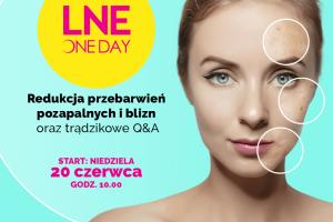 LNE - Redukcja przebarwień pozapalnych i blizn